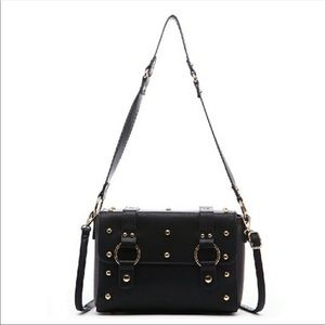 Handbags - Vintage inspired black bag